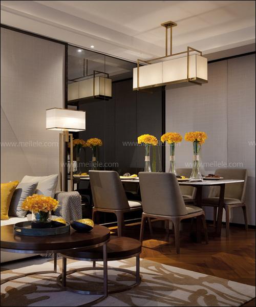 70平米两室一厅装修效果图 为您展示简装的魅力